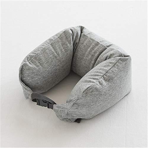 BBQBQ Kissen Non-Printing U-Shaped Pillow Neck Pillow travel Pillow car Office nap Pillow 07 16.7 * 67cm
