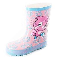Girls Kids Novelty Moshi Monsters Character Wellies Wellington Rain Boots 63523