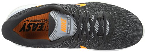 Nike 843725-009, Sneakers trail-running homme Gris (Wolf Grey/bright Citrus-anthracite)