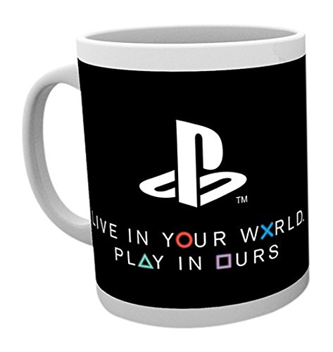 GB eye LTD, Playstation, World, Tazza