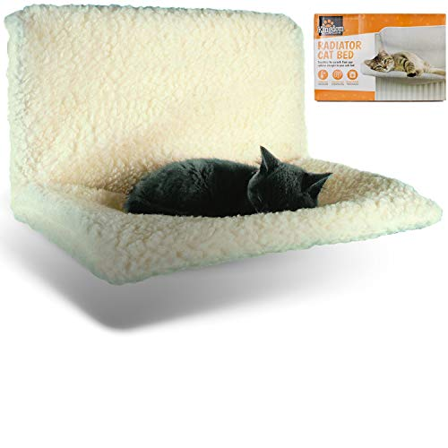 XEN Animal Kingdom - Cama radiador Gato Gato, cálida