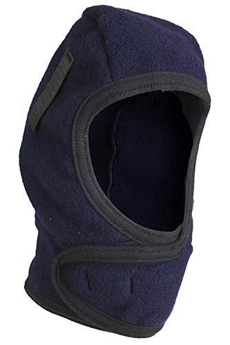 National Safety Apparel H74FL10 Nomex Fleece-Winterfutter, Nomex Fleece, Einheitsgröße, Marineblau Heatgear Hood