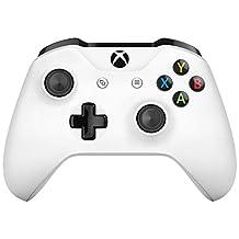Xbox One White Wireless Controller (White)