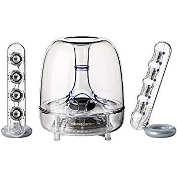 Harman Kardon Soundsticks II - 3-Piece Plug and Play Multimedia Speaker System