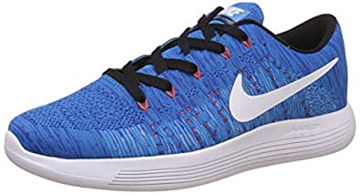 600107a9bc80 ... promo code for nike mens lunarglide 8 blue running shoes 9 uk india 44  eu10 us843765