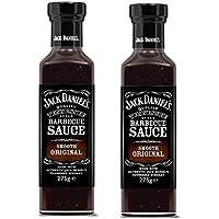 Salsa Barbacoa Jack Daniels Smooth Original 2x260ml