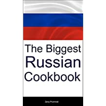 The biggest Russian cookbook+surprise in the end (English Edition)
