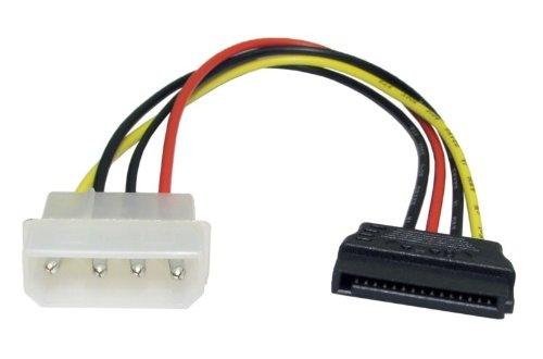SATA Stecker zu 4- pin Molex Adapter Konverter