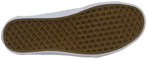 Vans Dazie-hi -Sneakers alte Donna, Nero (dots/black), 34.5 EU Bianco