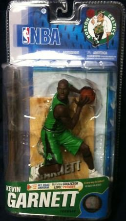 McFarlane Toys NBA Series 18 - Kevin Garnett 3 Action Figure