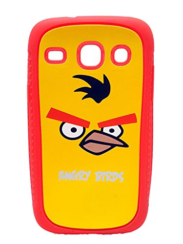 iCandy™ Rubber Printed matt soft Back Cover For Samsung Galaxy Core Duos I8262 - ANGRYBIRD  available at amazon for Rs.109