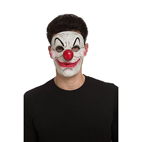 viving Kostüme viving costumes204555Diabolischer Clown Maske (One - Wicked Clown Kostüm