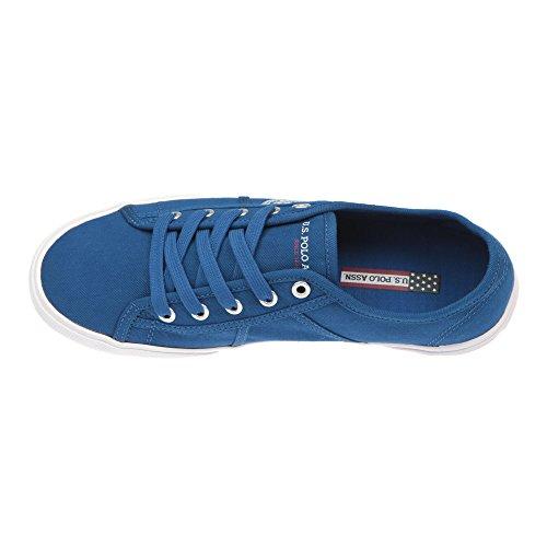 U.S. POLO Sneaker Damenschuhe mit Schnürsenkeln - mod. SOLAD4188S7-C1 Blau