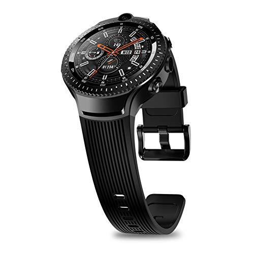 JINRU Smart Watch 4G Dual-Kamera 1+16G Speicher 530 mAh Akku Pulsmesser Sport-Pedometer Schlaf-Überwachung