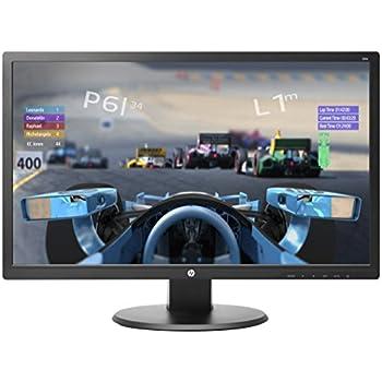 "HP 24o Monitor Gaming 24"", Full HD 1920x1080, Retroilluminazione a LED, 1 ms, Nero"