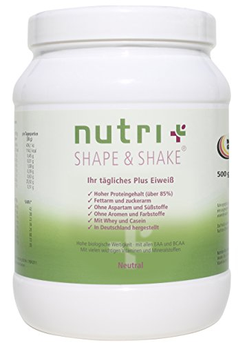 nutri-plus-shape-shake-neutral-500g-whey-and-casein-definition-lean-weight-loss-shake-without-aspart