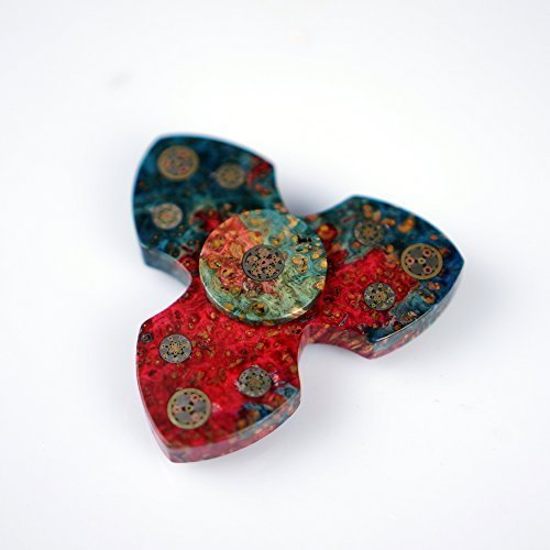 Sunnytech-1PC-Fidget-Spinner-Toy-EDC-Exquisite-Hand-Spinner-DIY-Puzzels-for-ADHD-Anxiety-Boredom-HS60