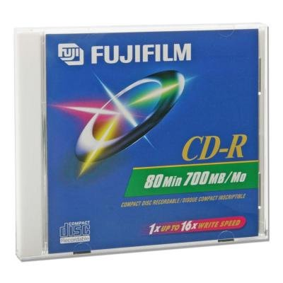 Fujifilm Fuji CDR80beschreibbare CD Fuji Photo Film Co Ltd
