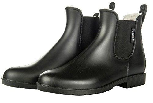 HKM Jodhpurgummistiefel -Economic Winter-, Schuhgrösse 40, schwarz