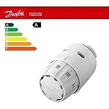 Danfoss 013G6040 testa termostatica RA6040 con sensore a liquido