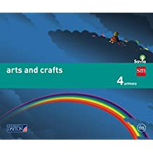 Arts and crafts. 4 Primary. Savia - 9788415743712