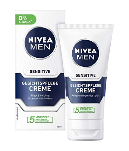 NIVEA MEN x Real Madrid para todos los fanáticos del fútbol,    incluyendo los productos NIVEA MEN Sensitive Hidratante Protector 75ml,  Bálsamo Piel&Barba 125ml,  Gel de Ducha 250ml y un neceser gratis