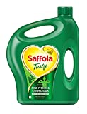 Saffola Tasty Edible Oil - 5 lit Pet Jar