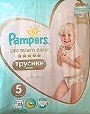 PANTS Premium CARE 34 PAMPERS GR. 5, 12-17 kg