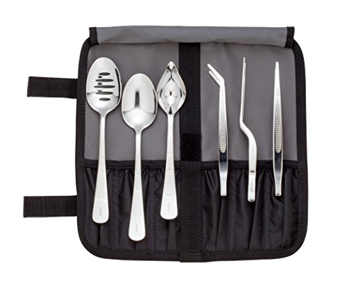 Mercer Culinary Introduction Plating Kit, 7-Piece