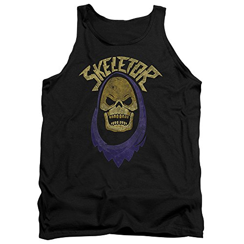 (Masters Of The Universe - Herren Hood Tank-Top, Medium, Black)