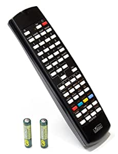 Replacement Remote Control for Technika RC-D3-02 (batteries included)