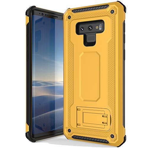Anccer Samsung Galaxy Note 9 Custodia, Custodia per Galaxy Note 9, Anti impronte, Anti Shock Dual Layer Full Body Protective Slim Armor Case per Samsung Note9 N9000 Iii