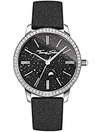 78ee14d2da54 Thomas Sabo Mujer-Reloj para señora Glam Spirit Moonphase Análogo Cuarzo  WA0326-201-