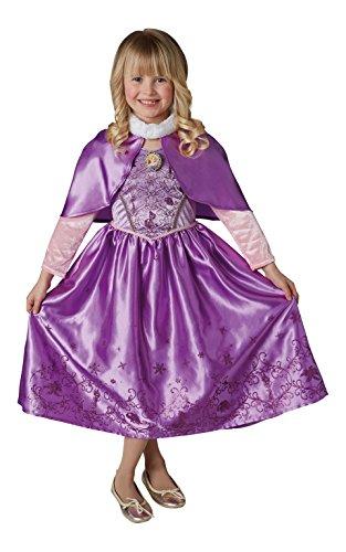 Disfraz de Rapunzel oficial de Disney, de Rubie's, para niñas.