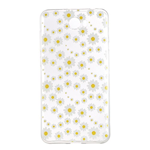 Price comparison product image Huawei Y5 II Case, Huawei Y5 II Cover, BONROY® Huawei Y5 II Color plating pattern Case Bumper Soft TPU Cover Anti Slip Scratch Resistant Protector Case Cover Protection Shell for Huawei Y5 II