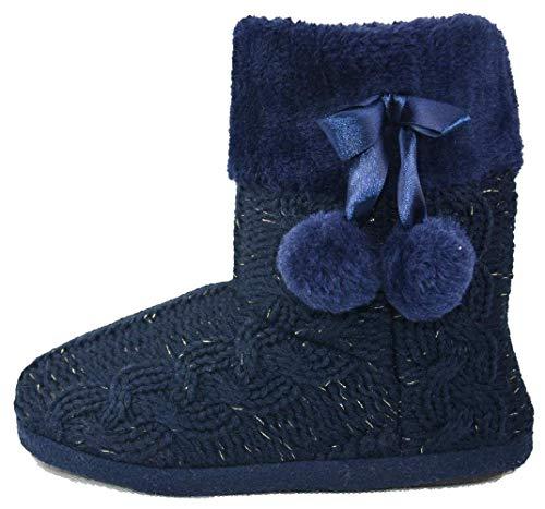 AIREE FAIREE Zapatillas Casa Mujer Pantuflas