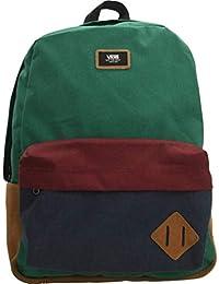 Vans Old Skool Backpack - Evergreen