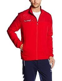 d54c73b2776e5 Amazon.it  giacca rossa - Hummel   Uomo  Abbigliamento