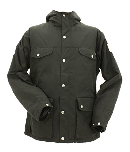 82213 550|Fjällräven Greenland Winter Jacket Black|XL
