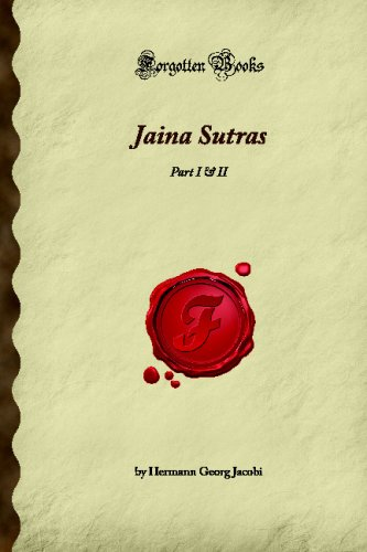 Jaina Sutras: Part I & II (Forgotten Books) por Hermann Georg Jacobi