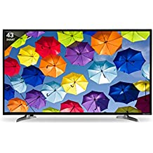 Skyworth 109.3 cm (43 inches) Smart 43 M20 Full HD LED Smart TV (Black)
