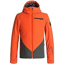Quiksilver Suit Up Youth Jk Chaqueta para Nieve, Hombre