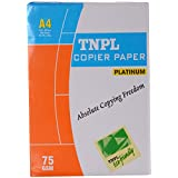 Tnpl Computer Paper, 8.268 inches x 11.69 inches, A4 Size, Pack of 500