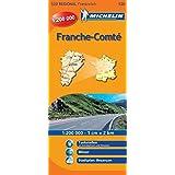 Franche-Comte (Michelin Regionalkarte)