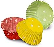 Guardini Easy Bake Pirottini, Carta da Forno, Colori Assortiti, 7cm, 100 unità