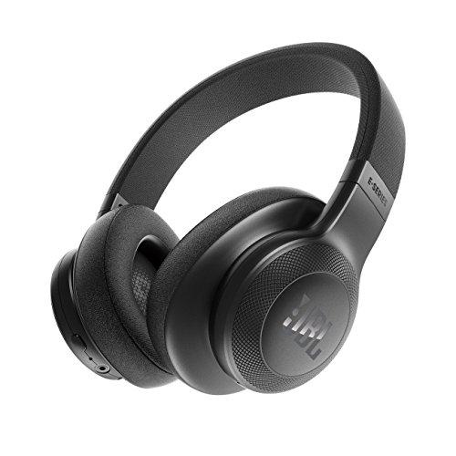 JBL E55BT Kabelloser Over-Ear-Kopfhörer, schwarz Mp3-player Farbe Blau