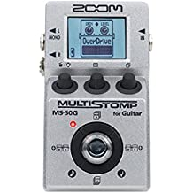 Zoom MS-50G Guitar Effects Pedal