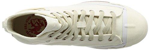 "Diesel  ""MAGNETE"" EXPOSURE - sneaker m, Baskets hautes hommes Bright Blanc"
