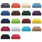 Duschtücher Set - 2x Duschtuch - 70x140 cm - 100% Baumwolle - Farbe Apfelgrün