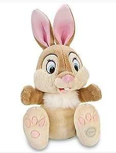 Walt Disney Bambi Thumper Mlle Mme Lapin en peluche jouet de poupée 25cm